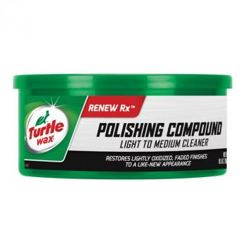 Turtle Wax Polishing Compound Paste 297Gr